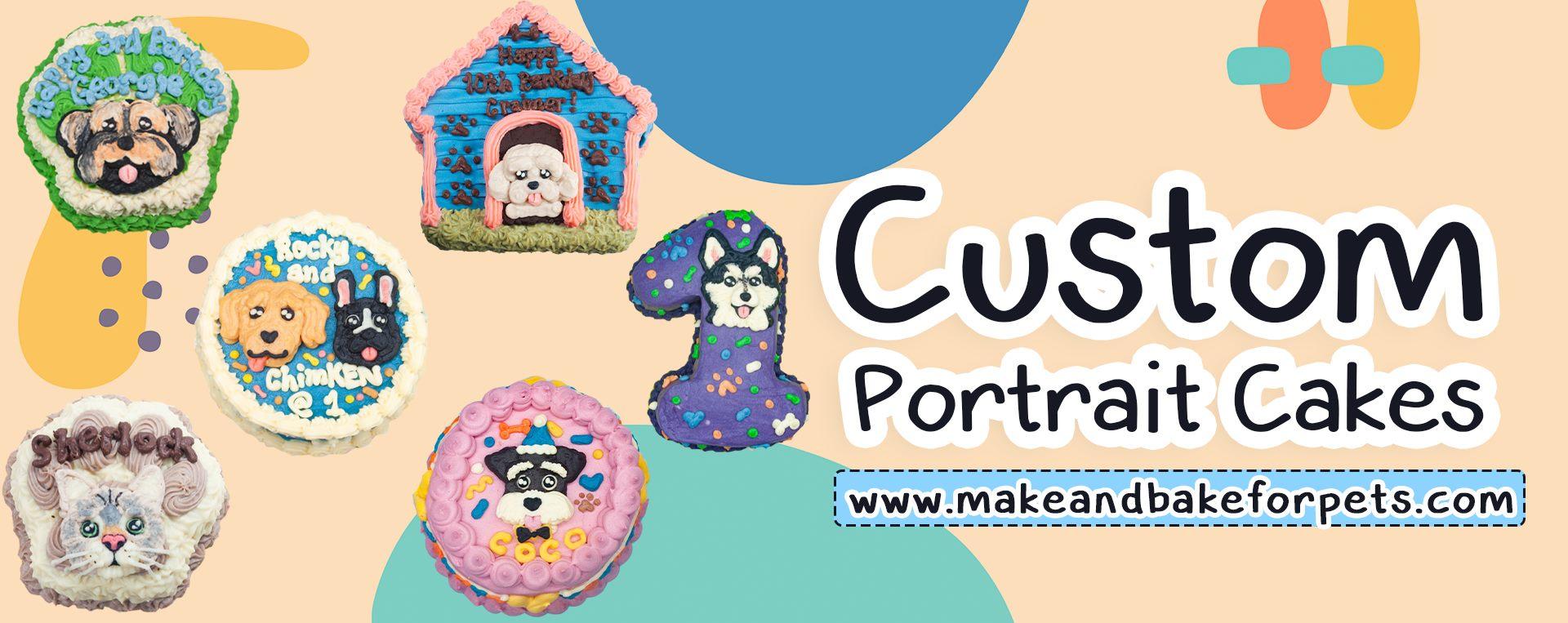 make and bake for pets