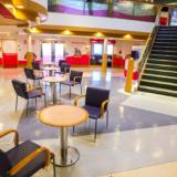2GO Travel MV Maligaya grand lobby
