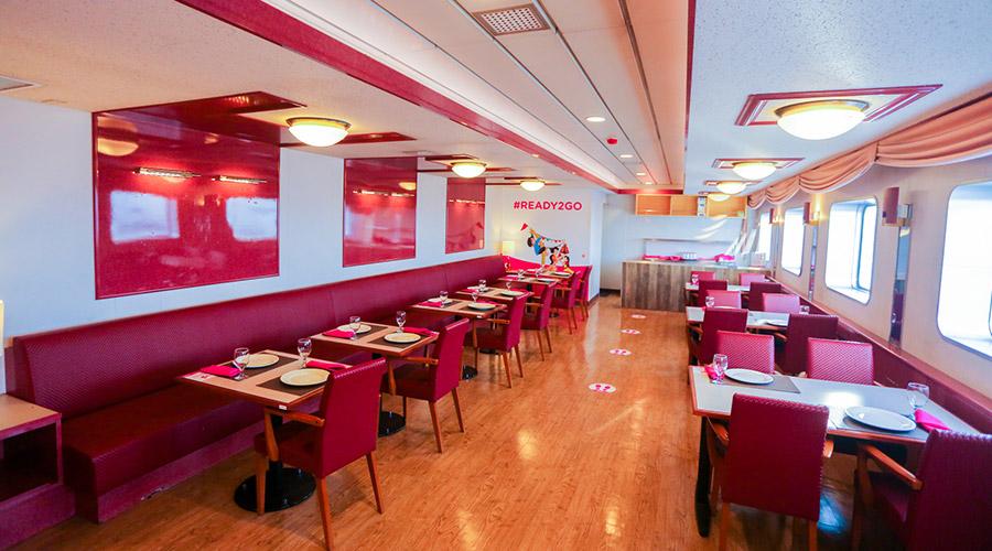 2GO Travel MV Maligaya Horizon Cafe
