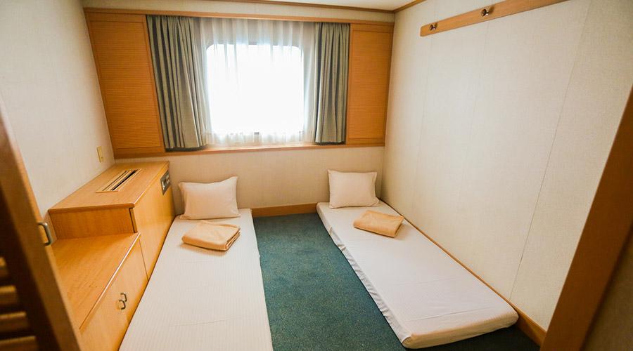 2GO Travel MV Maligaya tourist class premium