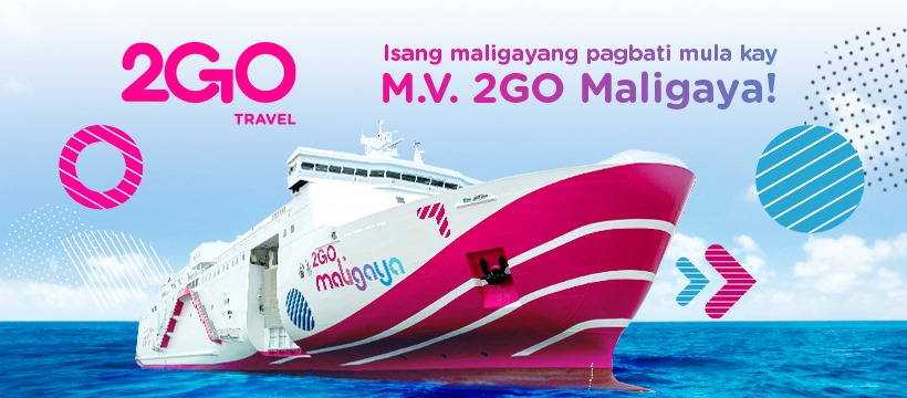 2GO Travel MV Maligaya