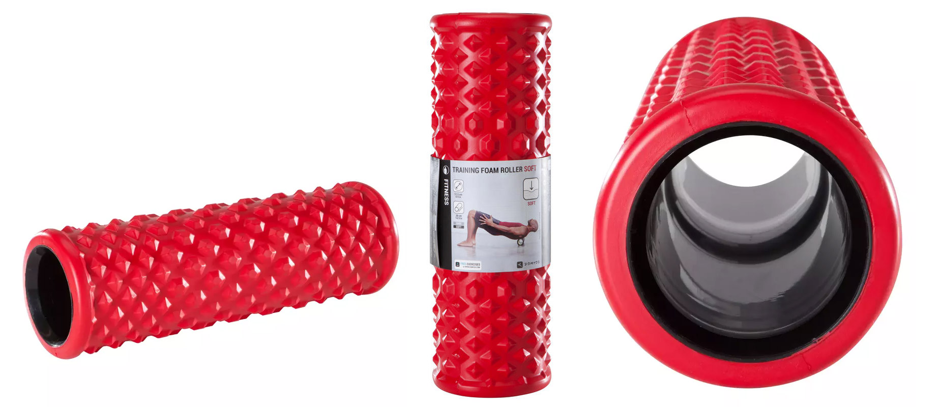 decathlon foam roller