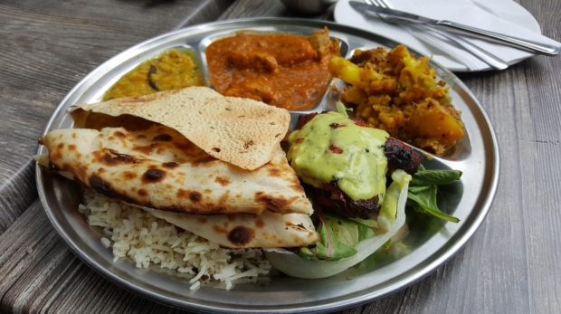 india, food, indian meal