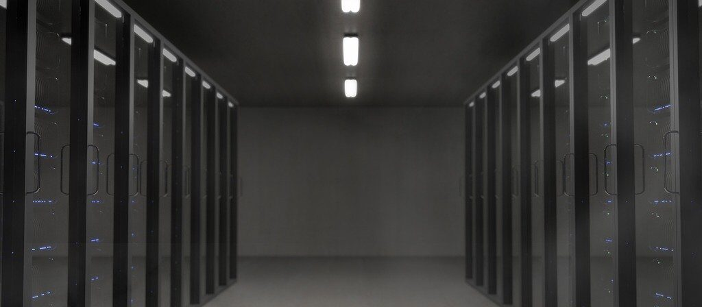 server, space, the server room