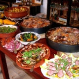 buffet, eat, slabs